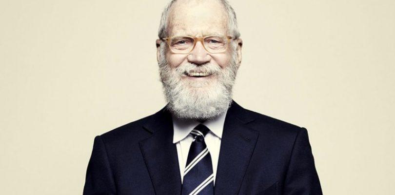 Non c'è bisogno di presentazioni con David Letterman arriva su Netflix