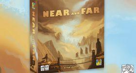 near and far gioco da tavola DV giochi