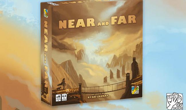 Near and Far gioco in prossima uscita DV Giochi