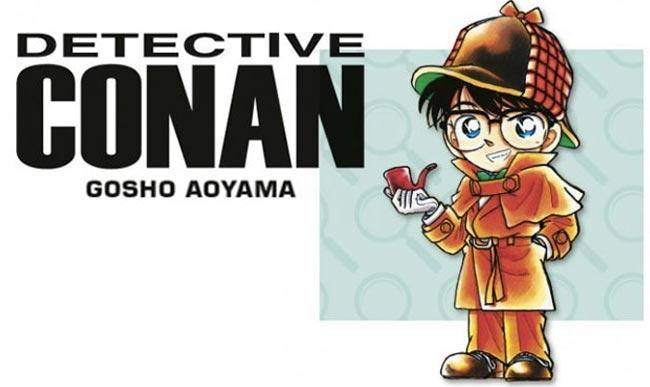 Detective Conan: arriva il manga in edicola ogni 7 giorni co