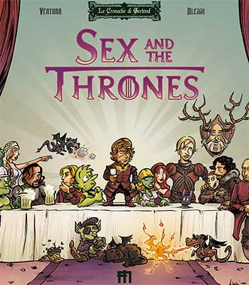 Le cronache di Gorlond: Sex and the Thrones cover