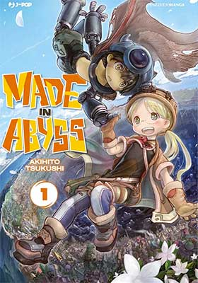 made in abyss j-pop manga