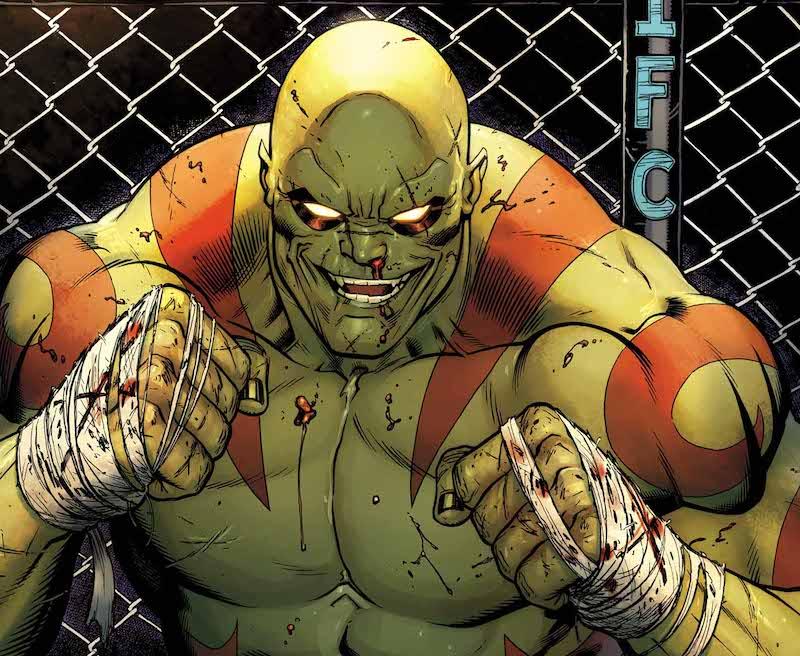 Thanos Drax