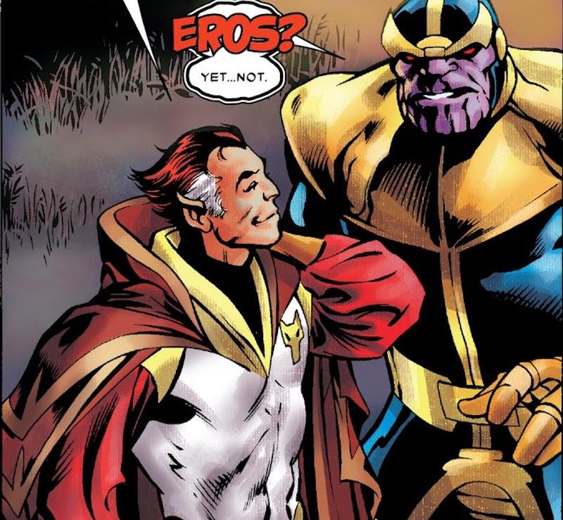 Thanos Starfox Eros