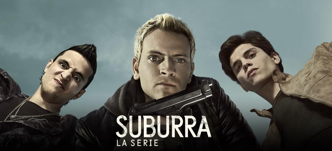 Suburra: Netflix annuncia la terza e ultima stagione