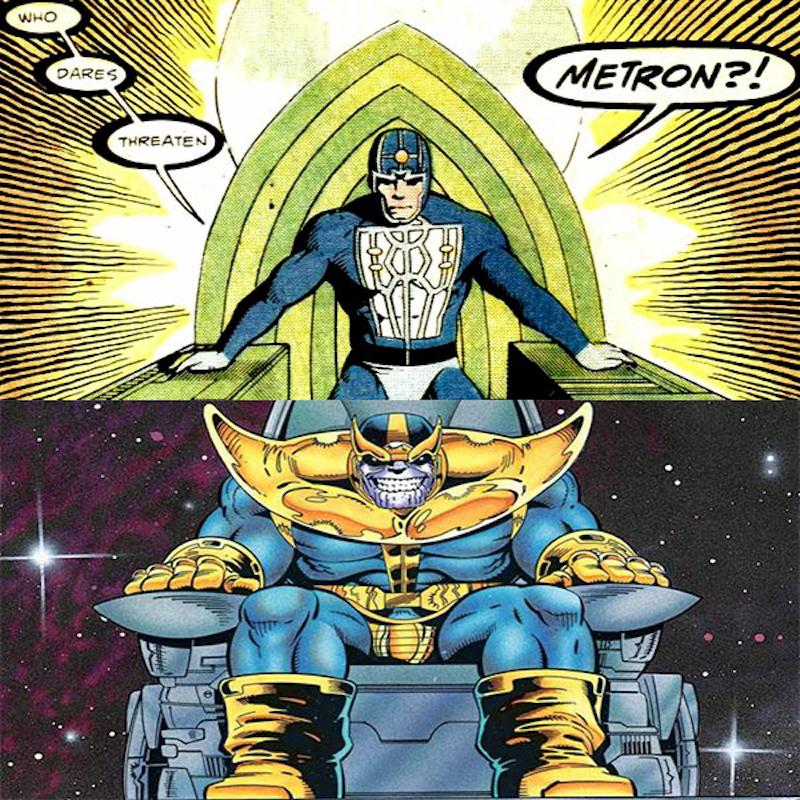Thanos Metron