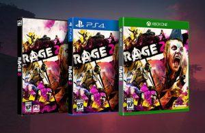 Annunciato ufficialmente RAGE 2