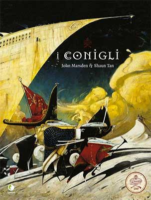 i Conigli - shaun Tan edizioni tunuè - cover