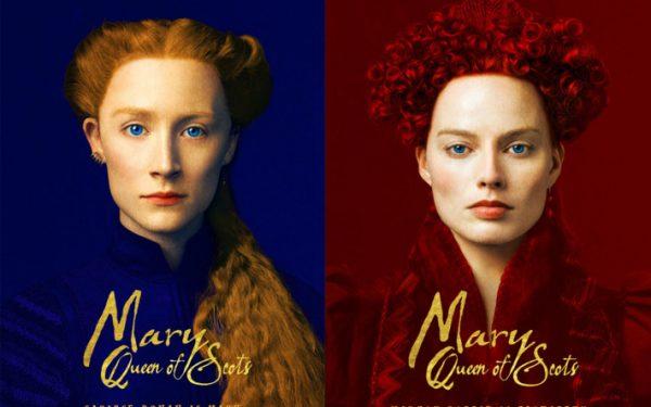 Mary Queen of Scots: Margot Robbie e Saoirse Ronan nel primo trailer