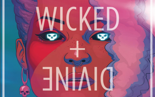 The Wicked + The Divine cover 1
