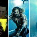 Comic-Con 2018: ecco i trailer di Aquaman, Shazam! e Godzilla 2