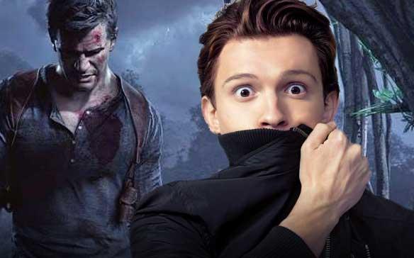 Comic-Con 2018 |  il film sul giovane Nathan Drake di Uncharted sarà interpretato da Tom