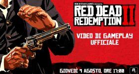 Red Dead Redemption 2: il video di gameplay in uscita il 9 agosto