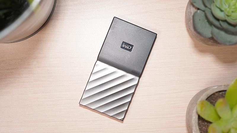 WD My Passaport SSD 1TB