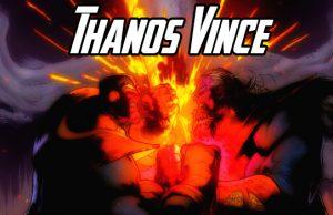 Thanos Vince – la recensione
