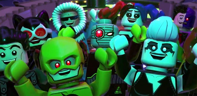 1 LEGO DC Super-Villains