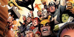 Marvel: 1985