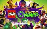 cover 2 LEGO DC Super-Villains