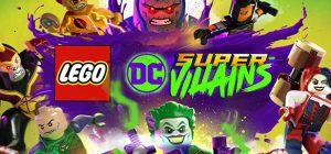cover 2 LEGO DC Super-Villains
