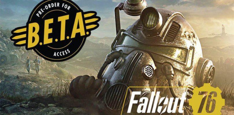Fallout 76 – Le nostre impressioni dalla B.E.T.A.