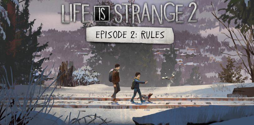 Life is Strange 2: il secondo episodio arriverà a Gennaio