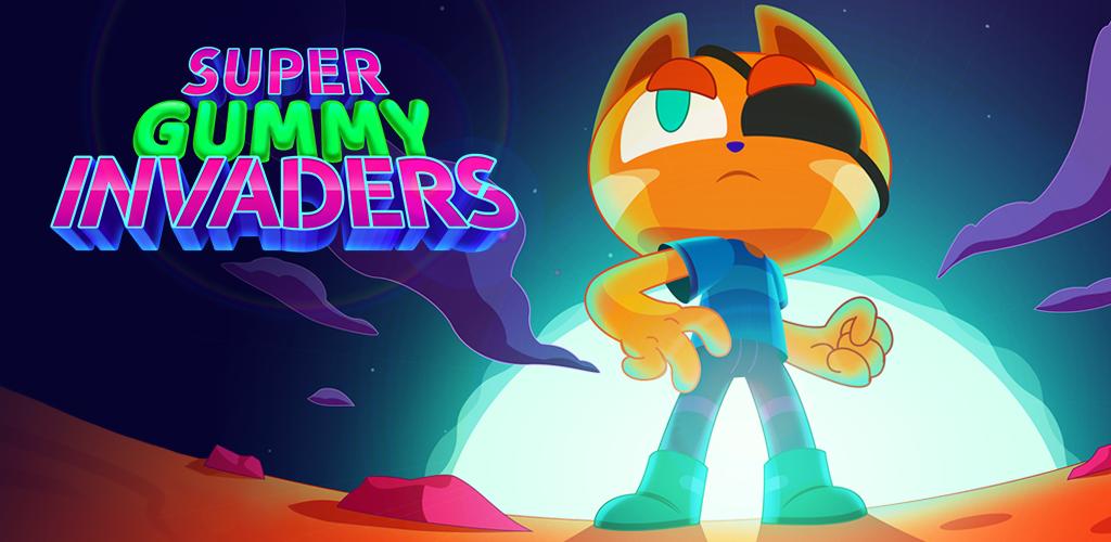 Super Gummy Invaders: finalmente disponibile su google play store