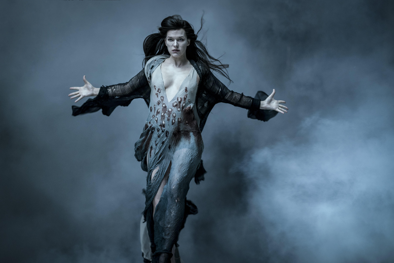La Regina di Sangue, villain di Hellboy.