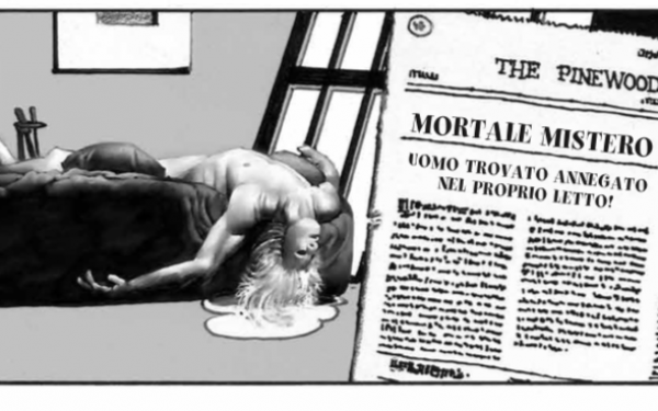 Richard Corben – L'antro dell'orrore – recensione