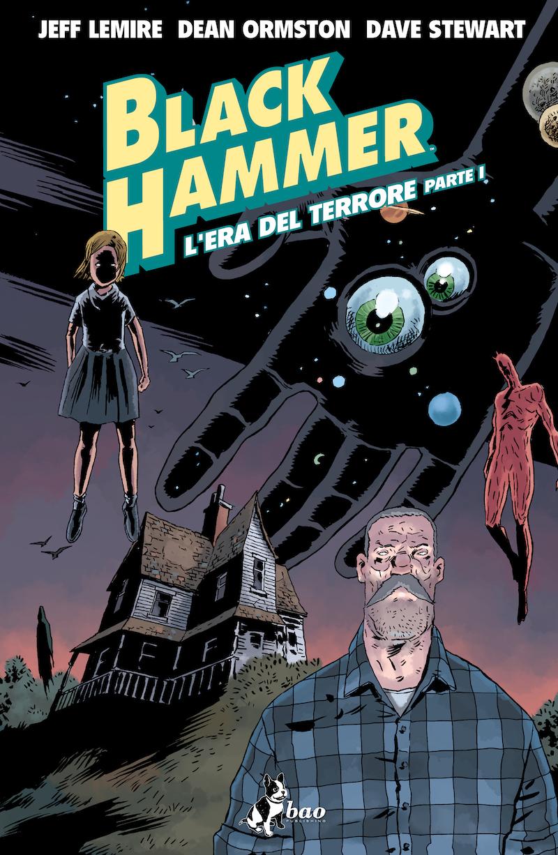 Black Hammer Vol. 3 1