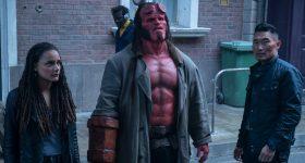 Hellboy – rilasciato il trailer ufficiale italiano e i nuovi poster