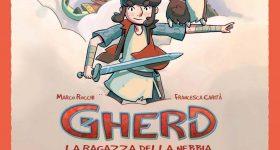 NerdGate consiglia: Gherd: La ragazza della nebbia