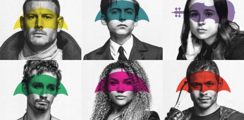 The Umbrella Academy rinnovato per una seconda stagione.