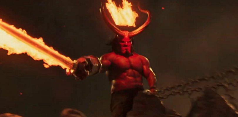 Post Credits di Hellboy