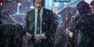 Immagine promozionale di John Wick 3.