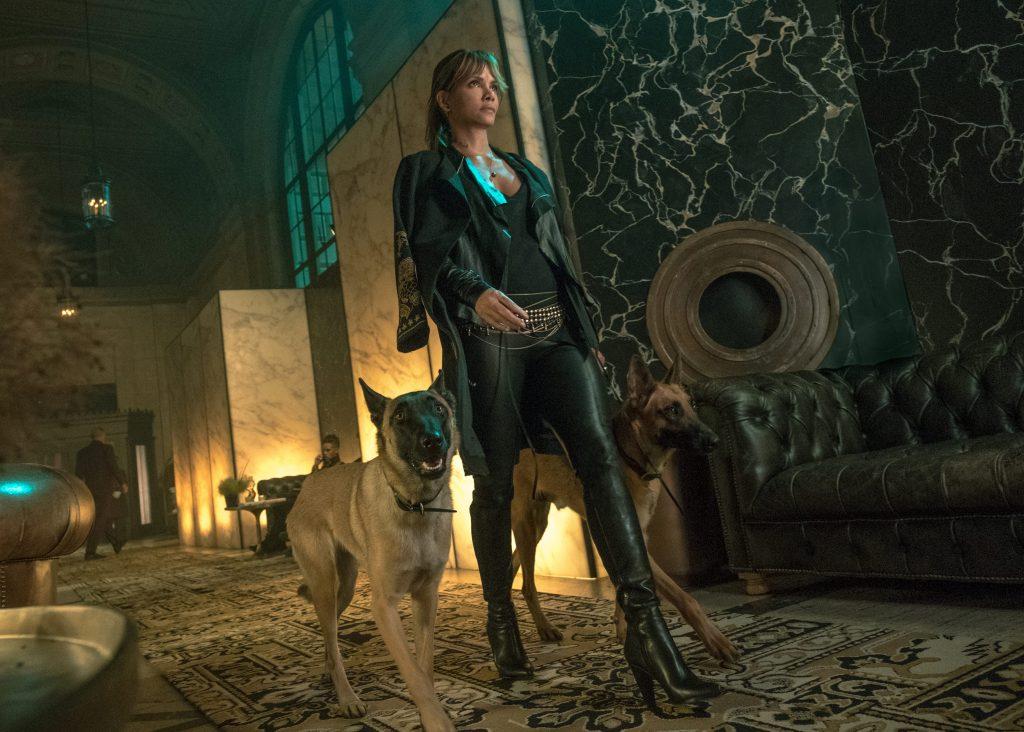 Sofia, personaggio principale in John Wick 3.