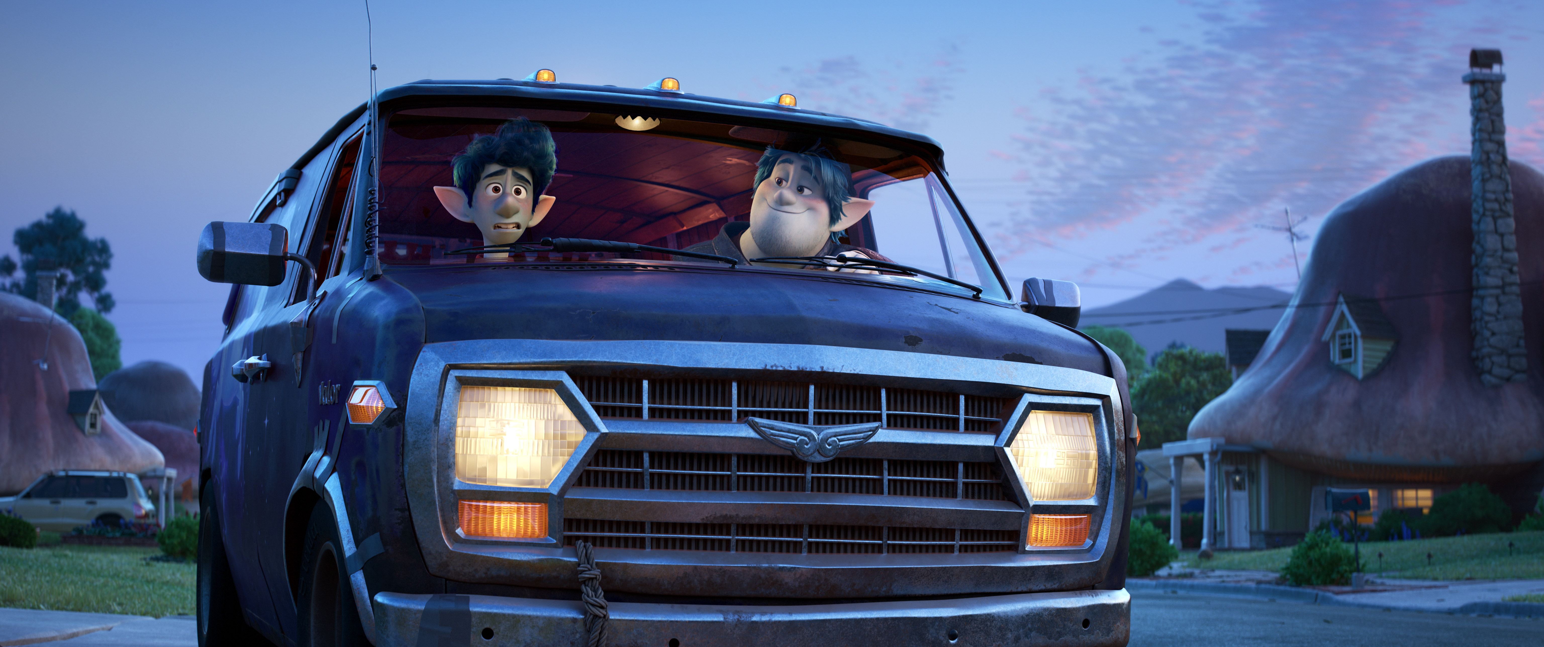 Onward: trailer e poster del nuovo film d'animazione Disney Pixar