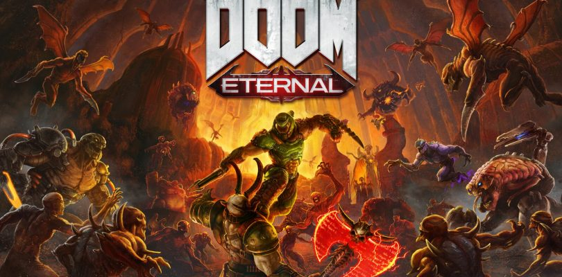 DOOM Eternal – data di uscita e dettagli