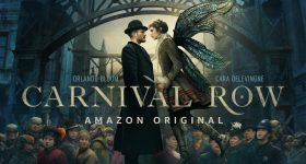 Carnival Row: teaser e poster della nuova serie Amazon Prime Video