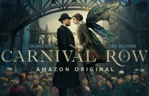 Carnival Row: teaser e poster della nuova serie Amazon Prime Video