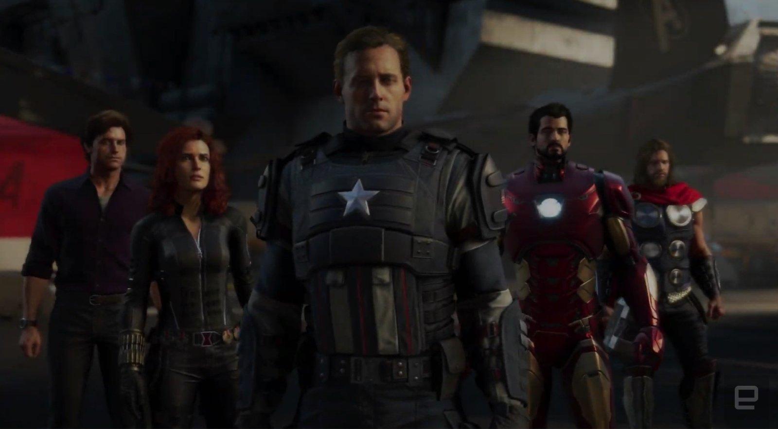 Marvel's Avengers: data di uscita e trailer del nuovo videogioco