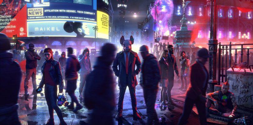 Ubisoft annuncia Watch Dogs Legion con trailer e dettagli