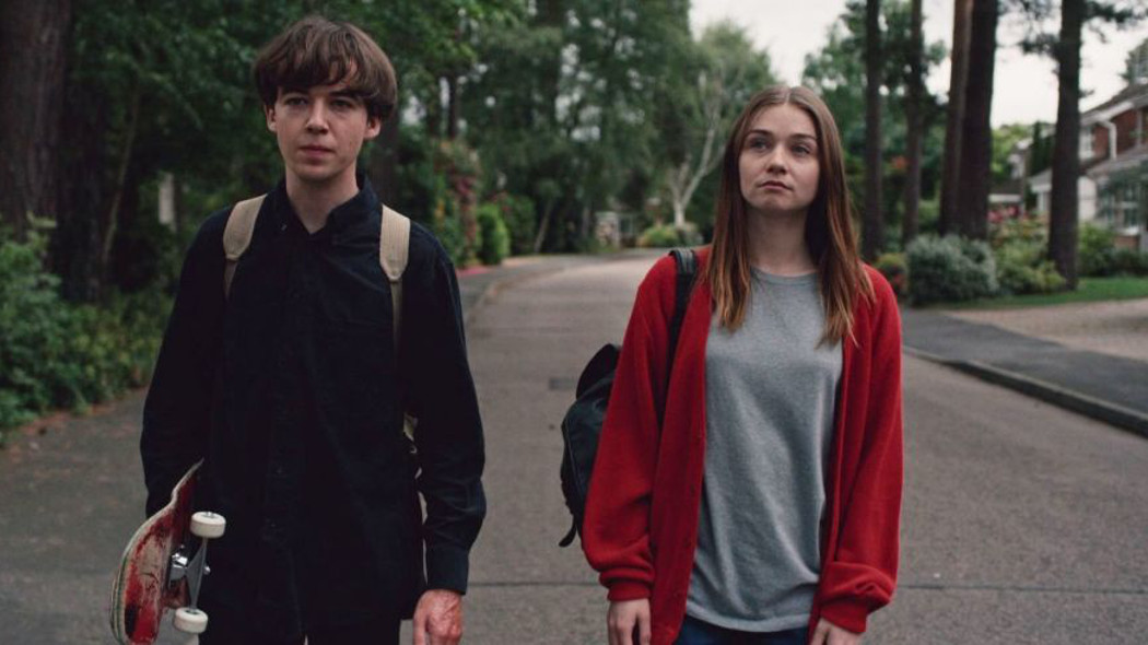 The End of the F***ing World 2: nuove immagini dal set