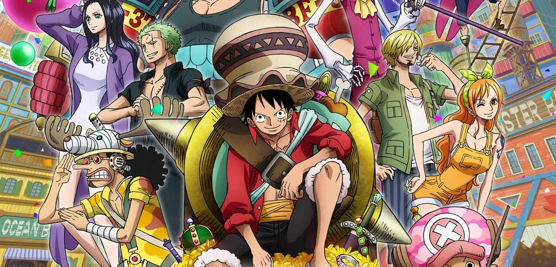 One Piece: Stampede – rilasciato il primo teaser e data di uscita italiana