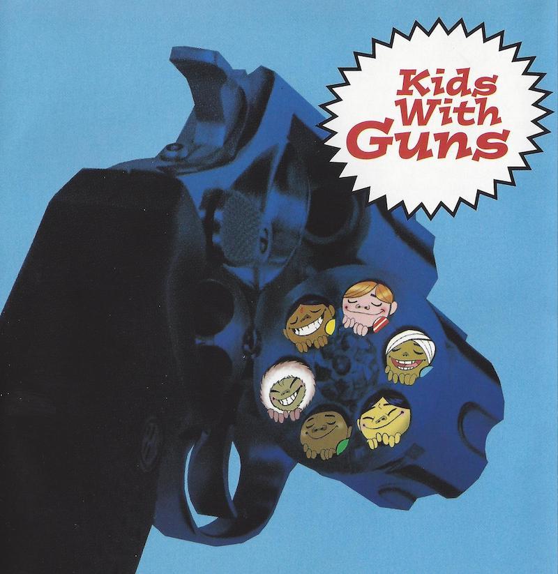 kids with guns demon days