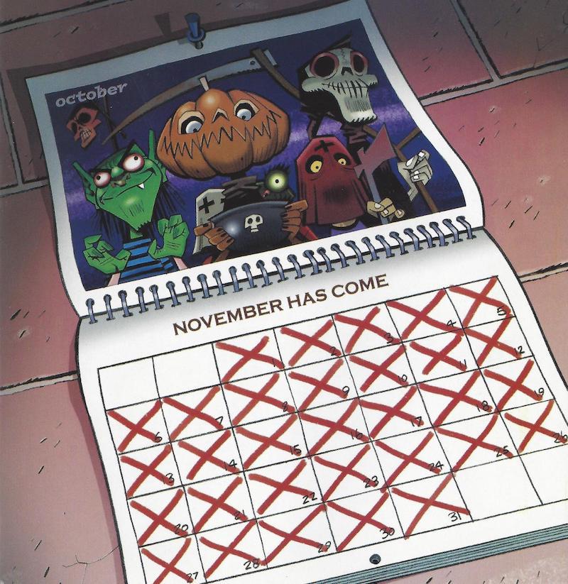 november has come demon days