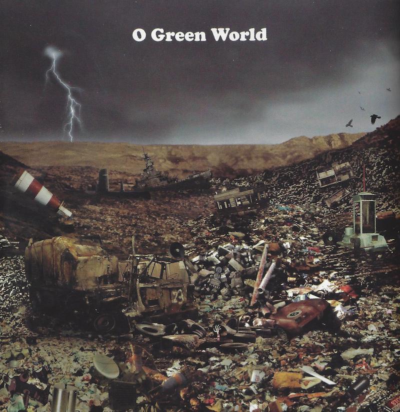 o green world demon days
