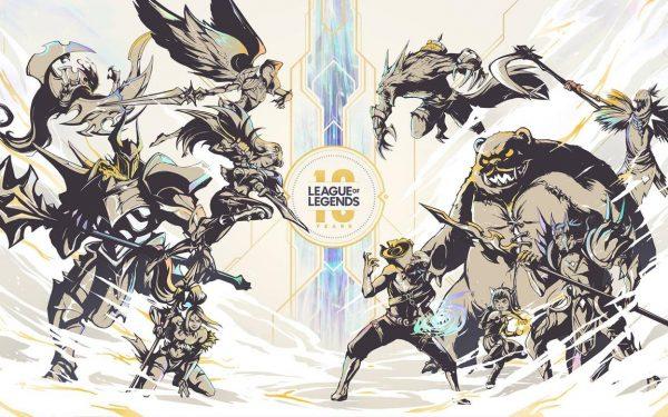 10 anni di League of Legends: Tutte le novità di RIOT