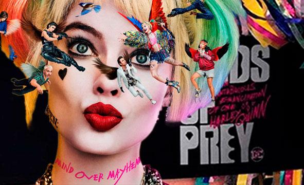 Birds of Prey e la fantasmagorica rinascita di Harley Quinn ecco il Trailer in italiano