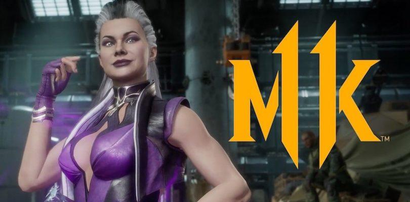 Mortal Kombat 11 Sindel 1