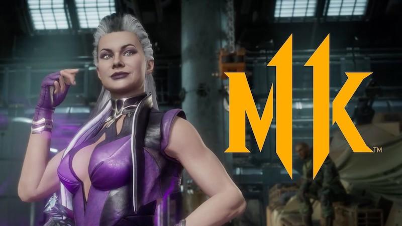 Mortal Kombat 11 – Sindel si unisce al roster del gioco